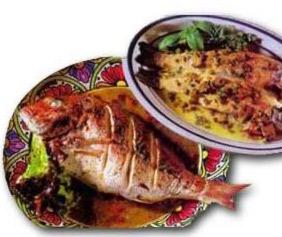 egyptian recipes seafood pasta