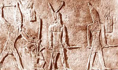 An image  of King Sekhemkhet