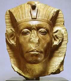 Senusret III of Egypt's 12th Dynasty
