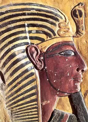 Seti I was the father of   Ramesses the Great, and also one of Egypt's most powerful rulers