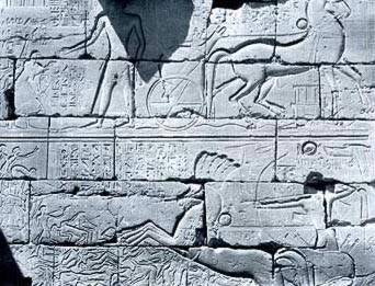 The Taking of Pekanan: New  Version of the Lebanese Chief from the Hypostyle Hall at Karnak