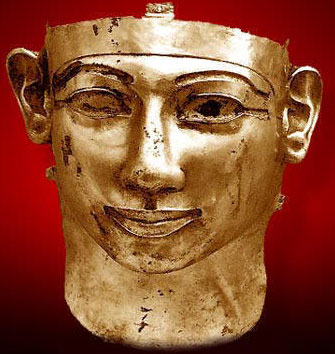 The Golden Mask of Sheshonq II