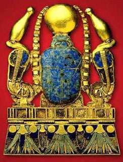 Pectoral of Sheshonq II, Click for more info
