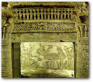 The Catacoms of Kom es-Shouqafa