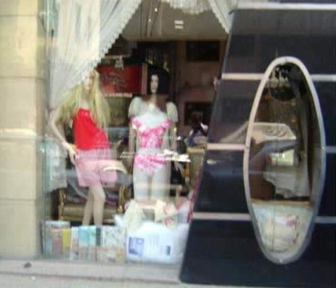 A store front in Shubra