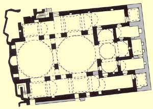 Plan of the Church