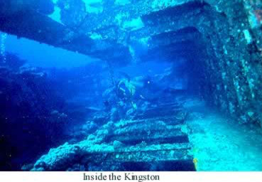 Inside the Kingston