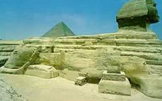 The Great Sphinx in Situ