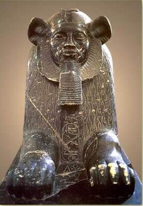 The granite sphinx of Amenemhat III is such a masterpiece that later kings reused it for 600 years as a symbol of power