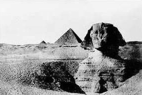 Sphinx in 1849