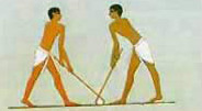 Ancient Egyptian Sports-Hockey