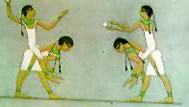 Ancient Egyptian Sports-Handball
