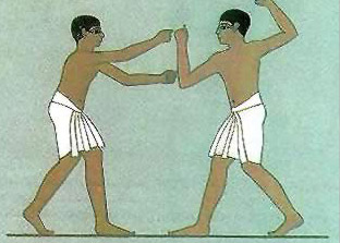 Ancient Egyptian Sports-Boxing