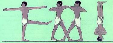 Ancient Egyptian Sports-Rhythmic Gymnastics