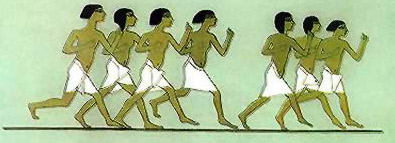Ancient Egyptian Sports-Marathon