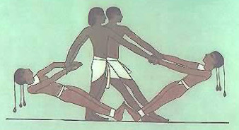 Ancient Egyptian Sports-Equilibrium