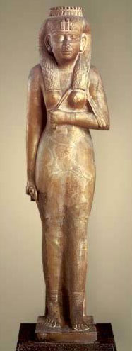 Statue of Divine Worshipper Amenirdis