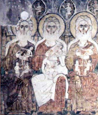 The Three Patriarchs