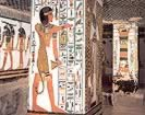 Beautiful Art from the Tomb of Nefertari