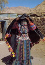 Colorful Bedouin Dress