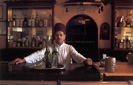 Bartender in Downtown Cairo