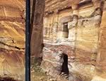 Colorful Rock Cut Monuments of Petra