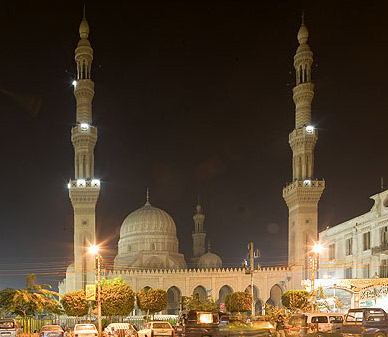 The Great Mosque of Tanta - Badawi Mosque