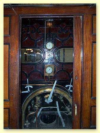 The Khedive Train, Controls
