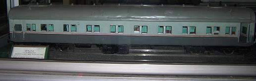 Modern Egyptian Second Class Coach