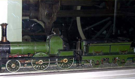 Egypt's First Train