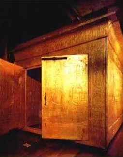 The Third Outer Shrine  of Tutankhamun