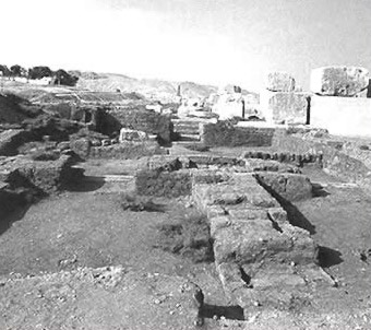 Ruins of the Temple of Wadjmose
