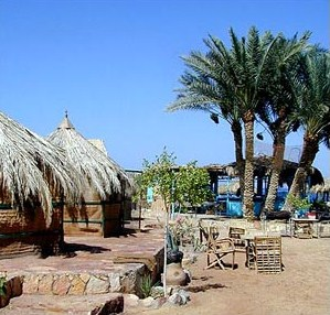 Habiba Village an Nuweiba north of Sharm el-Sheikh