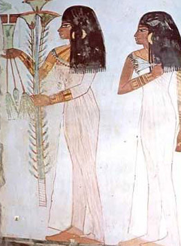 Egypt Women in Ancient Egypt
