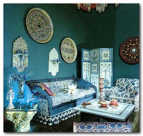 Egyptian Houses : Turkish Atmosphere Design