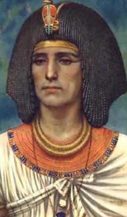 Egypt: The Art of Winifred Brunton - Seti I